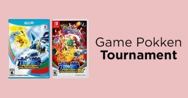 Game Pokken Tournament
