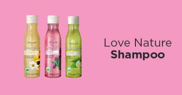 Love Nature Shampoo