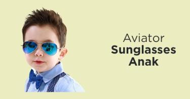 Sunglasses Aviator Anak