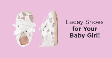 Sepatu Renda Bayi