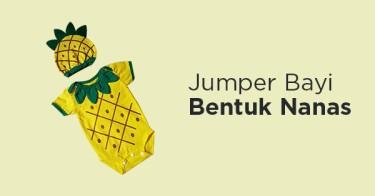Jumper Bayi Nanas