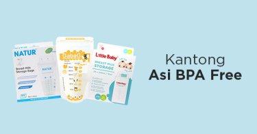 Kantong Asi BPA Free