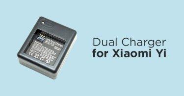 Dual Charger Xiaomi Yi