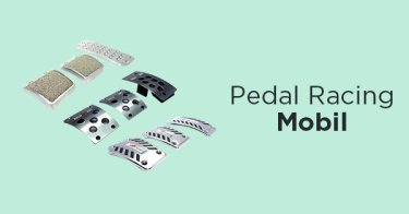 Pedal Racing Mobil