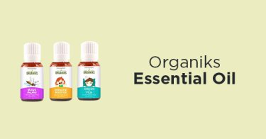 Organiks Essential Oil