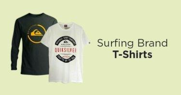 Kaos Surfing Brand