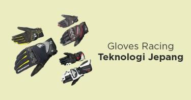 Glove Motor Komine