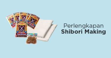 Perlengkapan Membuat Shibori
