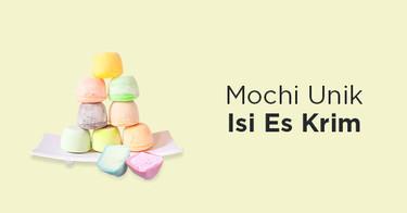 Mochi Es Krim