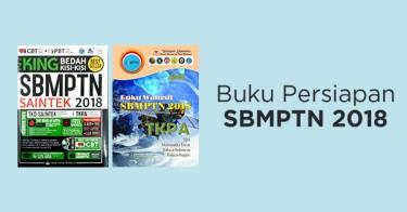 Buku Persiapan SBMPTN 2018