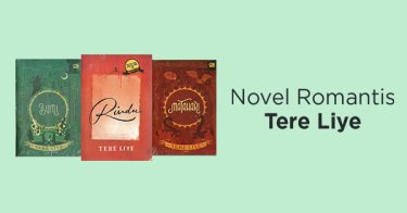 Novel Romantis Tere Liye