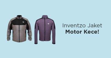 Jaket Motor Inventzo