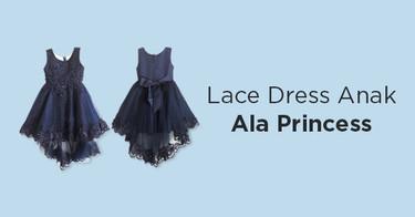 Lace Dress Anak