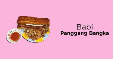 Babi Panggang Bangka
