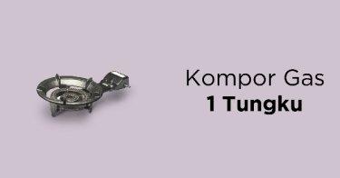 Kompor Gas 1 Tungku