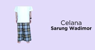Celana Sarung Wadimor