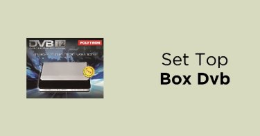 Set Top Box Dvb