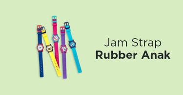 Jam Strap Rubber Anak