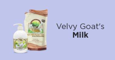 Velvy Goat's Milk