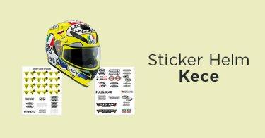 Stiker Helm