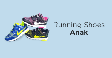 Running Shoes Anak