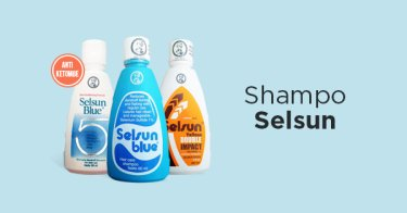 Shampoo Selsun