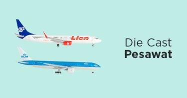 Diecast Pesawat Terbang