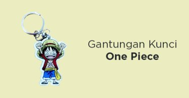 Gantungan Kunci One Piece