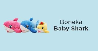 Boneka Baby Shark