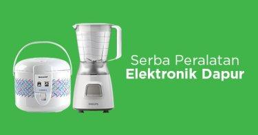 Peralatan Elektronik Dapur