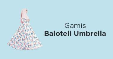 Gamis Baloteli Umbrella