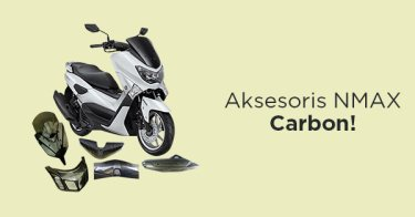 Aksesoris Carbon Nmax