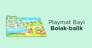 Playmat Bayi Dwinguler