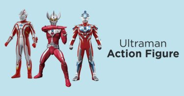 Mainan Ultraman