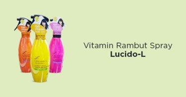 Lucido-L Hair Vitamin Spray