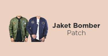 Jaket Bomber Patch