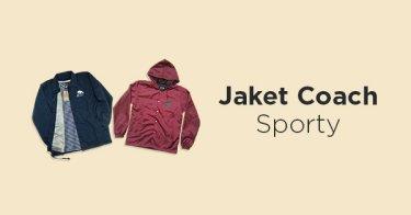 Jaket Coach