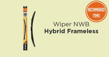Wiper NWB Frameless
