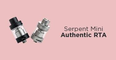 Serpent Mini Authentic RTA