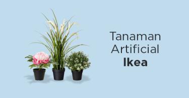 Tanaman Artificial Ikea