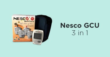 Nesco GCU 3 in 1