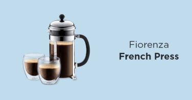 Fiorenza French Press