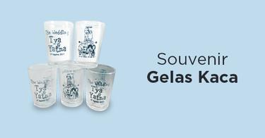 Souvenir Gelas Kaca