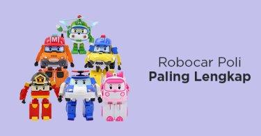 Mainan Anak Robocar Poli