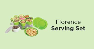Florence Serving Set