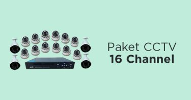 CCTV 16 Channel