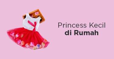 Baju Bayi Tema Princess