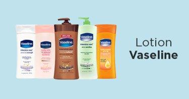 Lotion Vaseline