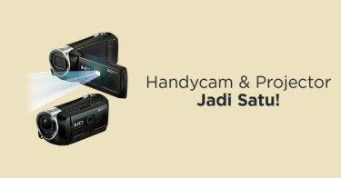 Sony HDR PJ410