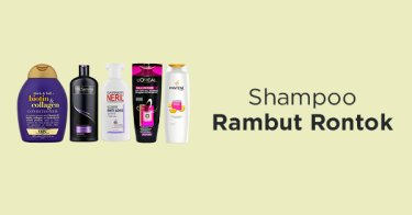 Shampoo Rambut Rontok